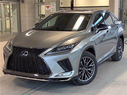 2020 Lexus RX 350 Base (Stk: 1789) in Kingston - Image 1 of 30