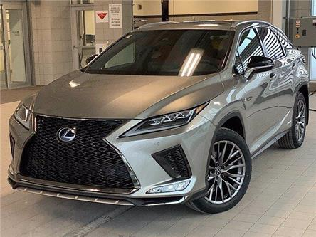 2020 Lexus RX 450h Base (Stk: 1791) in Kingston - Image 1 of 30