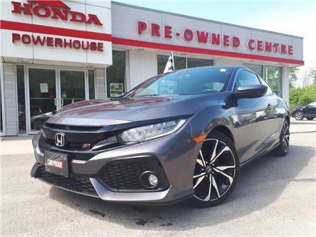 2017 Honda Civic Si (Stk: E-2362) in Brockville - Image 1 of 30