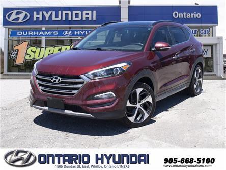 2017 Hyundai Tucson Ultimate (Stk: 48422K) in Whitby - Image 1 of 22