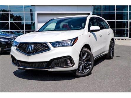 2020 Acura MDX A-Spec (Stk: 18830) in Ottawa - Image 1 of 30