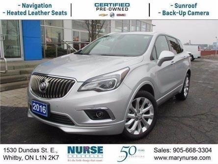 2016 Buick Envision Premium I (Stk: 19K098A) in Whitby - Image 1 of 30