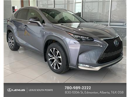 2017 Lexus NX 200t Base (Stk: LL00129A) in Edmonton - Image 1 of 20
