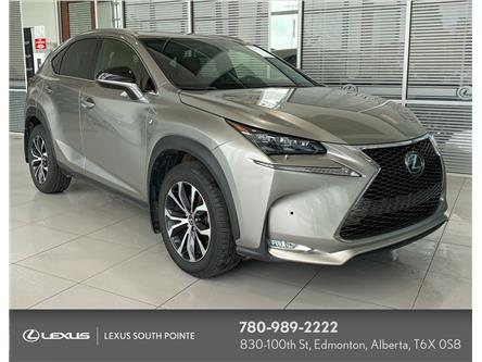 2017 Lexus NX 200t Base (Stk: LLD0588A) in Edmonton - Image 1 of 20