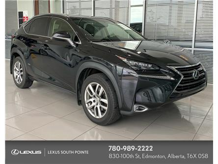 2017 Lexus NX 200t Base (Stk: LL00549A) in Edmonton - Image 1 of 20