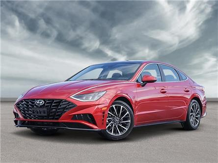 2020 Hyundai Sonata Luxury (Stk: H5799) in Toronto - Image 1 of 23