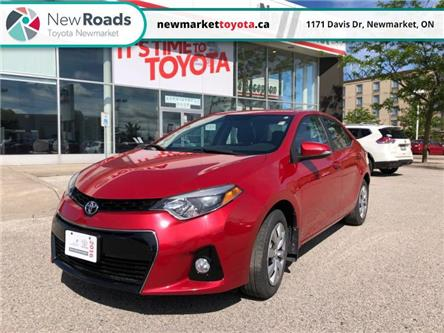 2015 Toyota Corolla S (Stk: 352521) in Newmarket - Image 1 of 21