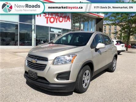 2016 Chevrolet Trax LS (Stk: 5961) in Newmarket - Image 1 of 22