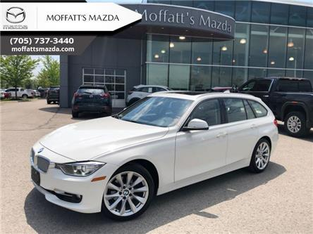 2014 BMW 328i xDrive Touring (Stk: 28339) in Barrie - Image 1 of 22