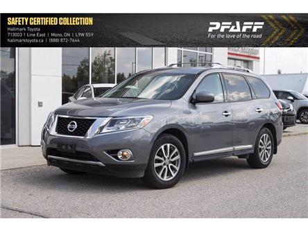 2016 Nissan Pathfinder SL V6 4x4 at (Stk: H20477A) in Orangeville - Image 1 of 21