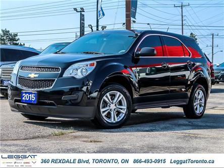 2015 Chevrolet Equinox LS (Stk: 189311A) in Etobicoke - Image 1 of 24