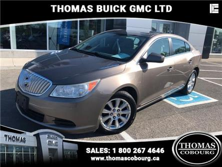 2012 Buick LaCrosse Base (Stk: UC16518) in Cobourg - Image 1 of 22