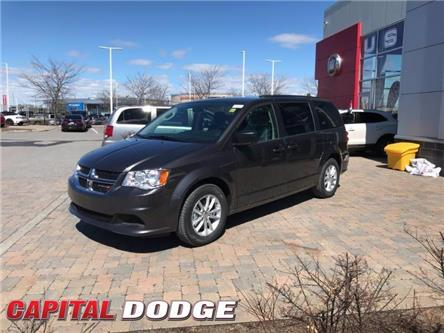 2019 Dodge Grand Caravan CVP/SXT (Stk: K00169) in Kanata - Image 1 of 30