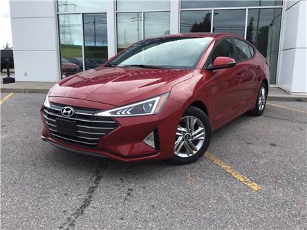 2020 Hyundai Elantra Preferred (Stk: H12417) in Peterborough - Image 1 of 30
