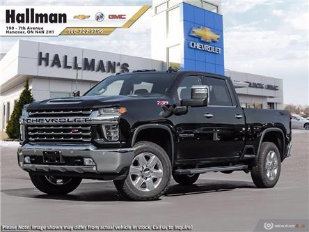 2020 Chevrolet Silverado 2500HD LTZ (Stk: 20005) in Hanover - Image 1 of 23