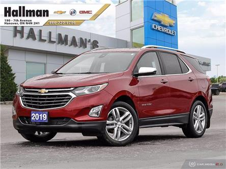 2019 Chevrolet Equinox Premier (Stk: 20132A) in Hanover - Image 1 of 27