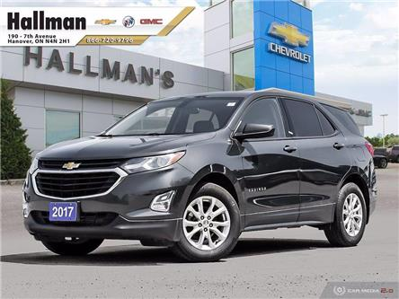 2018 Chevrolet Equinox LS (Stk: 20158A) in Hanover - Image 1 of 27
