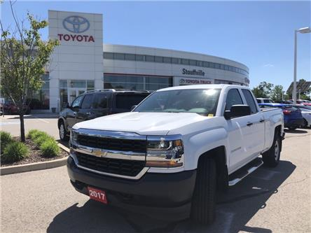 2017 Chevrolet Silverado 1500 WT (Stk: 200633A) in Whitchurch-Stouffville - Image 1 of 11