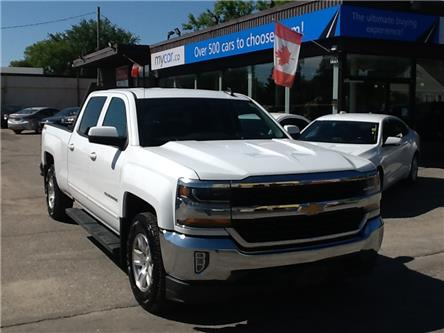 2018 Chevrolet Silverado 1500 1LT (Stk: 200446) in Richmond - Image 1 of 21