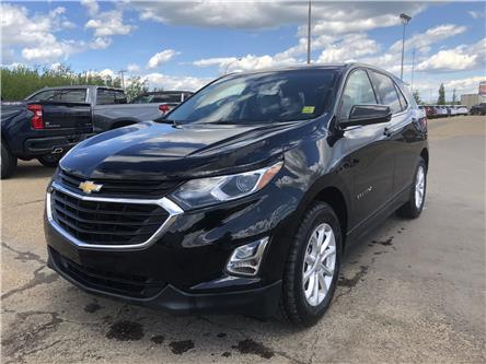 2018 Chevrolet Equinox 1LT (Stk: T0075A) in Athabasca - Image 1 of 22