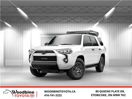 2020 Toyota 4Runner Base (Stk: 20-431) in Etobicoke - Image 1 of 17