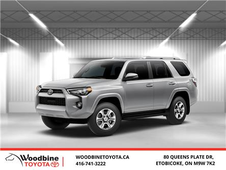 2020 Toyota 4Runner Base (Stk: 20-707) in Etobicoke - Image 1 of 11