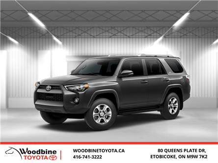 2020 Toyota 4Runner Base (Stk: 20-663) in Etobicoke - Image 1 of 10
