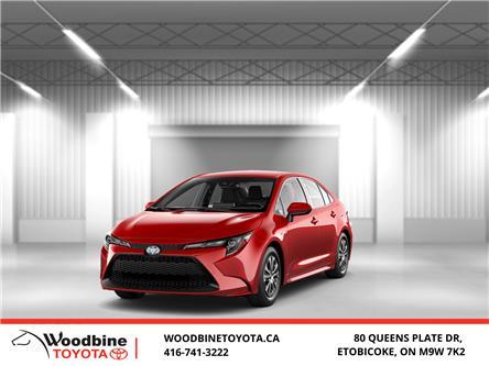 2020 Toyota Corolla Hybrid Base (Stk: 20-709) in Etobicoke - Image 1 of 12