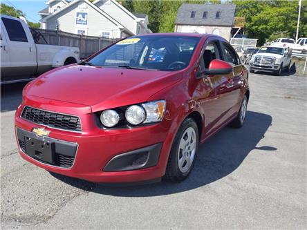 2015 Chevrolet Sonic LT Auto (Stk: ) in Dartmouth - Image 1 of 19