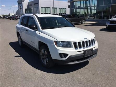 2014 Jeep Compass Sport/North (Stk: 2382A) in Ottawa - Image 1 of 14