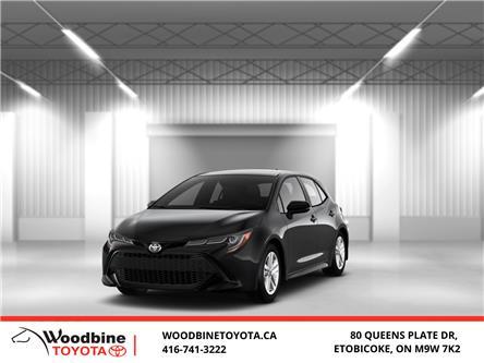 2020 Toyota Corolla Hatchback Base (Stk: 20-719) in Etobicoke - Image 1 of 10