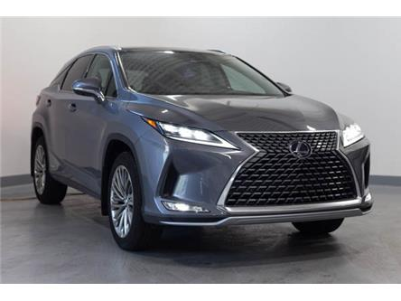 2020 Lexus RX 450h Base (Stk: 46214) in Brampton - Image 1 of 18