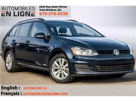 2016 Volkswagen Golf Sportwagon 1.8 TSI Trendline (Stk: 516107) in Trois Rivieres - Image 1 of 31