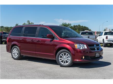 2020 Dodge Grand Caravan Premium Plus (Stk: 33920) in Barrie - Image 1 of 26