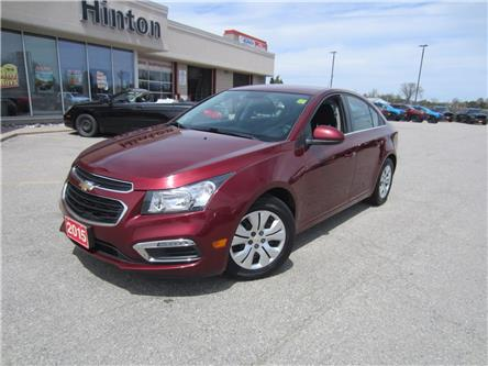 2015 Chevrolet Cruze 1LT (Stk: 19361A) in Perth - Image 1 of 13