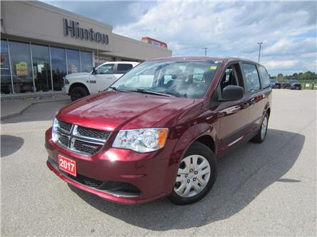 2017 Dodge Grand Caravan CVP/SXT (Stk: 19365A) in Perth - Image 1 of 11