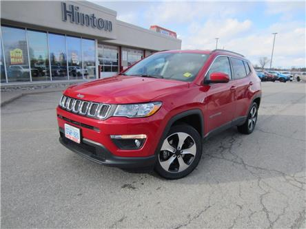 2017 Jeep Compass North (Stk: 19257A) in Perth - Image 1 of 12