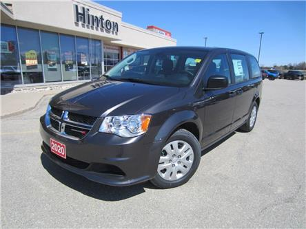 2020 Dodge Grand Caravan SE (Stk: 20099) in Perth - Image 1 of 21