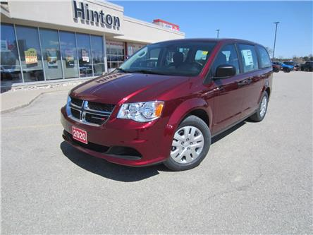 2020 Dodge Grand Caravan SE (Stk: 20100) in Perth - Image 1 of 12