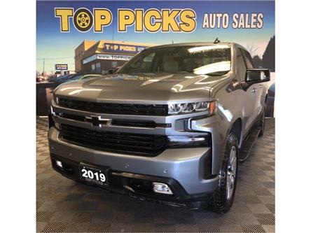 2019 Chevrolet Silverado 1500 RST (Stk: 329137) in NORTH BAY - Image 1 of 29