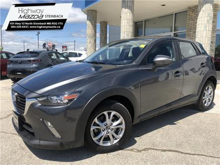 2018 Mazda CX-3 GS (Stk: M20016A) in Steinbach - Image 1 of 31