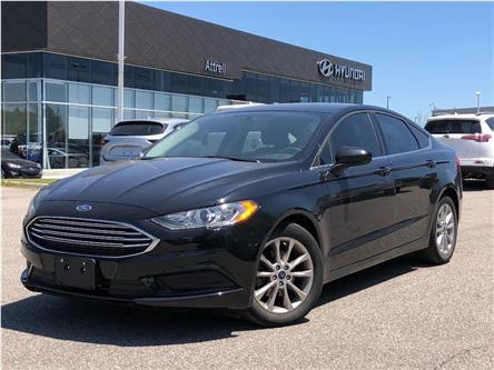 2017 Ford Fusion SE (Stk: 35804A) in Brampton - Image 1 of 13