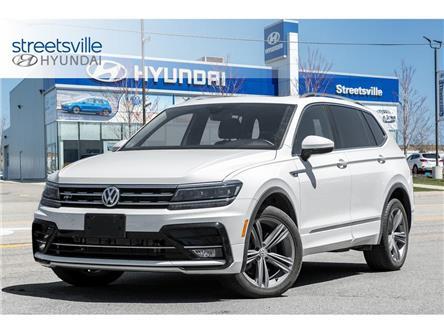 2019 Volkswagen Tiguan Highline (Stk: P0839) in Mississauga - Image 1 of 20