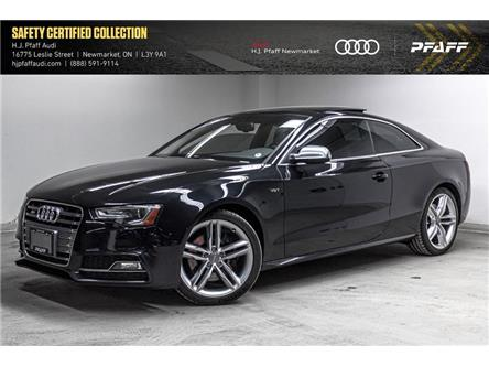 2014 Audi S5 3.0 Technik (Stk: A13168A) in Newmarket - Image 1 of 22