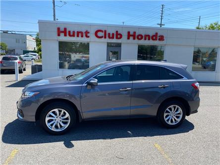 2018 Acura RDX Tech (Stk: 7558A) in Gloucester - Image 1 of 17