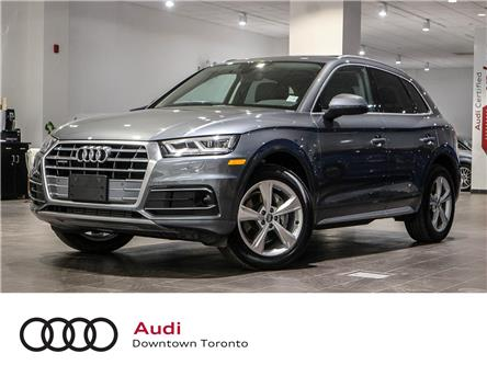 2020 Audi Q5 45 Progressiv (Stk: 200069) in Toronto - Image 1 of 28