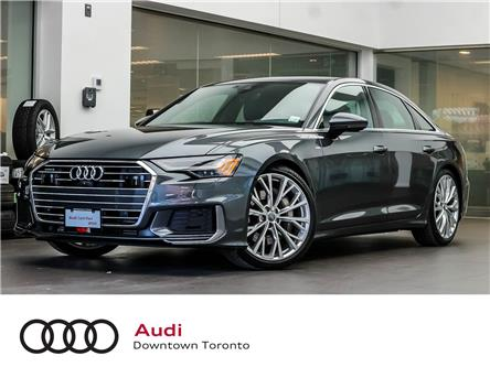 2019 Audi A6 55 Technik (Stk: P3647AA) in Toronto - Image 1 of 28