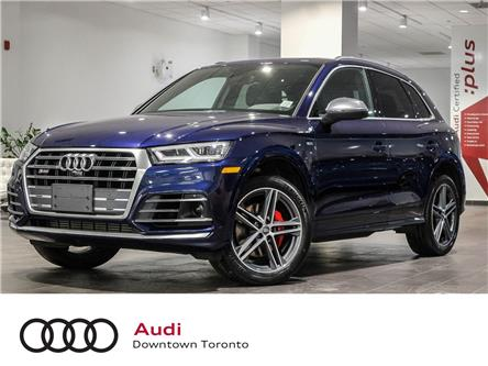 2018 Audi SQ5 3.0T Technik (Stk: P3763) in Toronto - Image 1 of 28