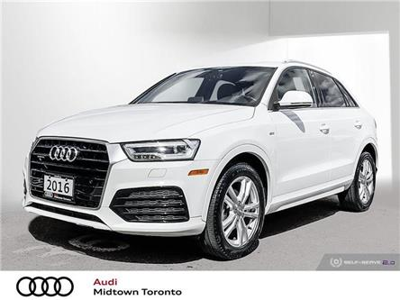 2016 Audi Q3 2.0T Technik (Stk: P7930) in Toronto - Image 1 of 22