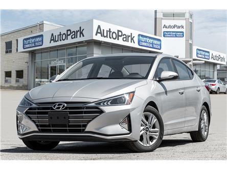 2020 Hyundai Elantra Preferred (Stk: APR8225) in Mississauga - Image 1 of 19